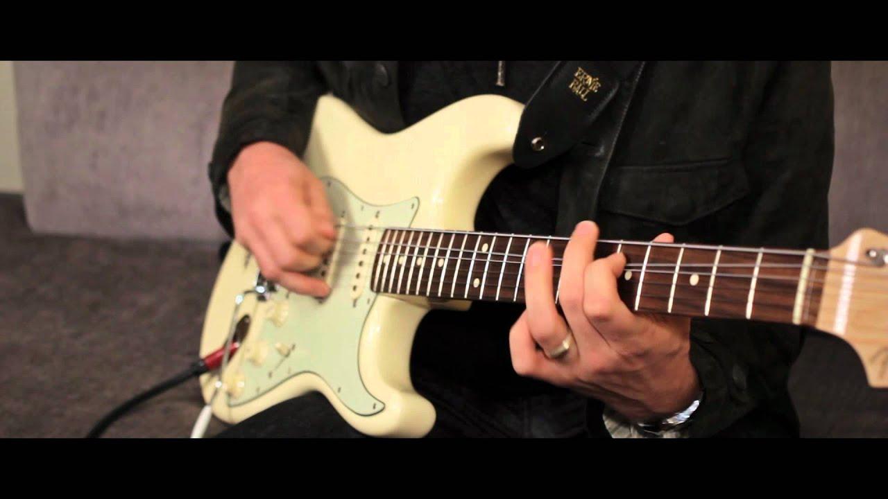 Kenny Wayne Shepherd Play Tests The New Ernie Ball Cobalt Electric Guitar  Strings