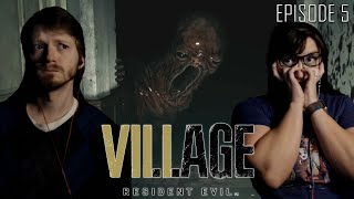 RESIDENT EVIL VIII: VILLAGE | Episode 5 - I've Got No Strings (Beneviento House) | Meg & Rob Play