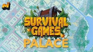 Palace - Exclusive Bedrock Survival Games Map