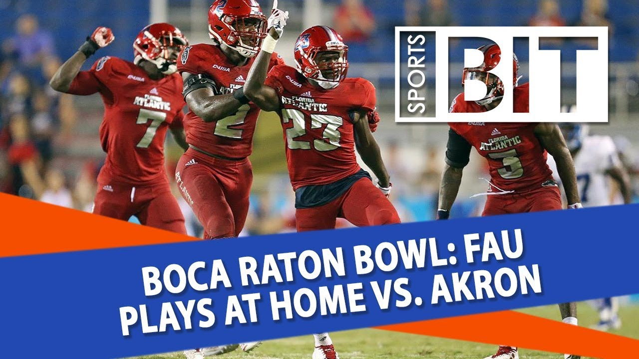 Image result for Akron vs Florida Atlantic live