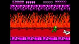 Battletoads - NES - Speed Run - NO CHEATS - NO WARPS - Perfect Run
