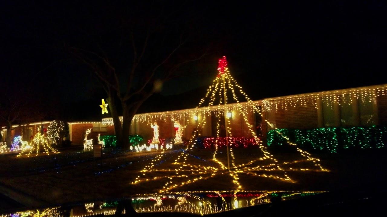 interlochen holiday lights 2017 arlington texas part 2 - Arlington Christmas Lights