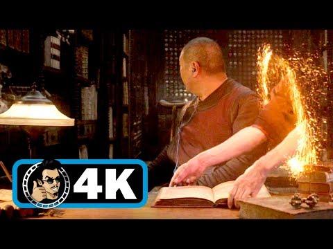 DOCTOR STRANGE Movie Clip - Beyonce Scene...