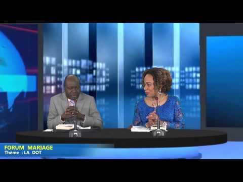 Emission Forum Mariage sur la Dot avec le bishop Michel Zabusu...