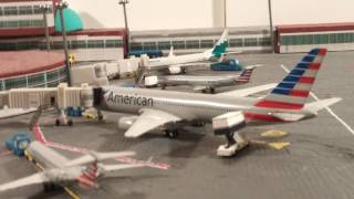 Gemini Jets 1:400 Tidewater Shores Airport - Update #5 (w/ subscriber routes)