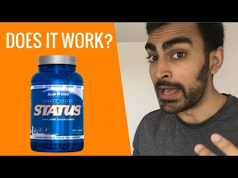 My Review Of Blue Star Status Testosterone Booster (EVIDENCE-BASED)