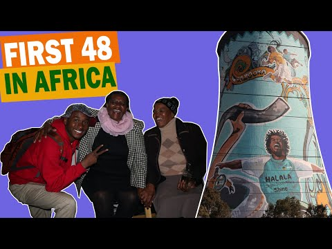 First 48 Hours in Africa Changed My Life Forever (SOWETO, South Africa)