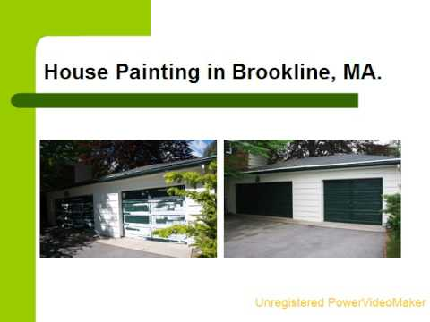 House Painting Contractors in MA