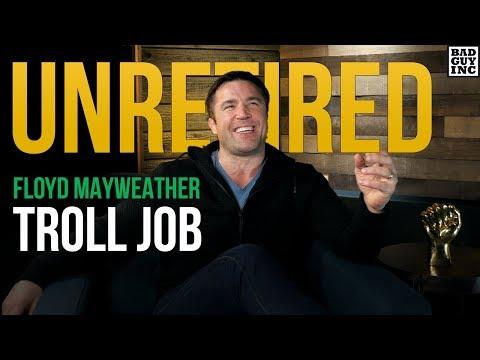 Floyd Mayweather's Ultimate Troll Job