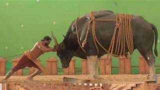 Baahubali 2 Movie Vfx Effects ! Baahubali 2 Animations Before And After