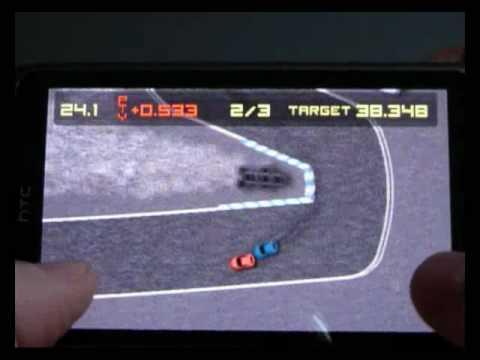 Pocket Racing - track 4