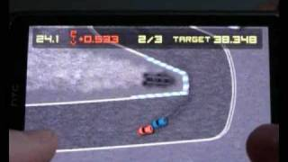 Pocket Racing - track 4