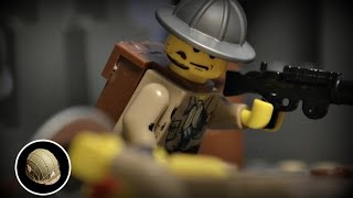 LEGO® WW1: BATTLE OF THE SOMME | BRICKFILM