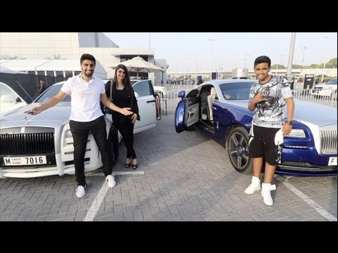 THE DUBAI BILLIONAIRE LIFESTYLE  !!!