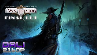 The Incredible Adventures of Van Helsing Final Cut PC UltraHD 4K Gameplay 60fps 2160p