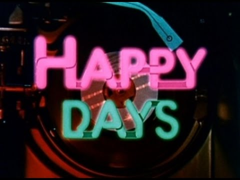 happy days theme song original complete YouTube