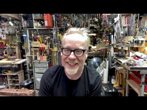 Adam Savage Answers Your Questions! (3/31/20, Part 3)