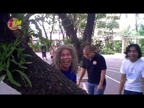 Tik Tik - Sir Rex Kantatero & Pakito Jones with Kuya Jobert 93.9 iFM (Ke$ha's Tik Tok Parody)