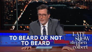 The Results Are In On Stephen's Beard