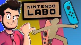 Nintendo Labo - AntDude