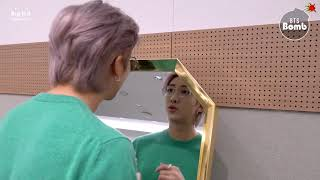 (LEGENDADO) [BANGTAN BOMB] Which Glasses Should RM Wear? - B…