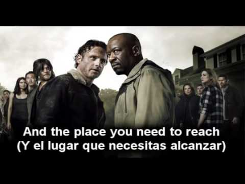 Hozier   Arsonist's Lullaby Lyrics   The Walking Dead Season 6 Trailer