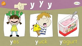The Y Chant | Phonics and Vocabulary | Think Read Write | ELF Learning