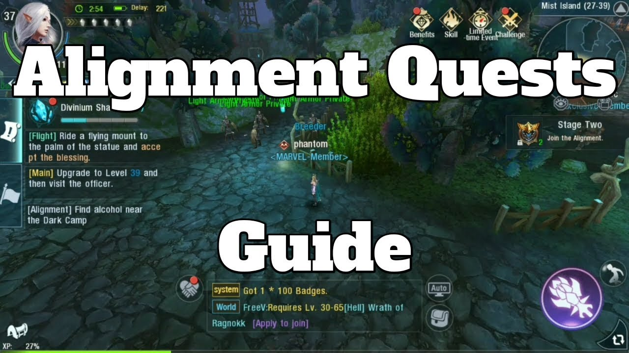 Alignment quests guide dark and light tales of gaia youtube alignment quests guide dark and light tales of gaia malvernweather Gallery