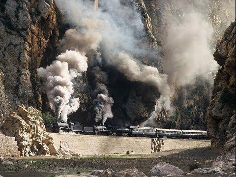 South African Steam: Steam & Snow - 19B & 19D Willowmore - Toorwaterpoort - Oudtshoorn - August 2002