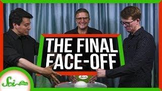 Hank vs Aranda: The FINAL FACE-OFF   SciShow Quiz Show