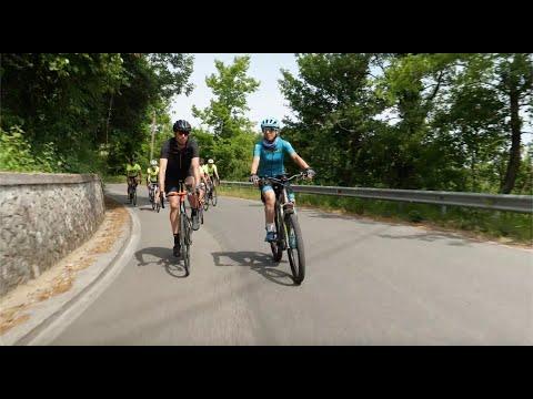 Basilicata Bike - Prima tappa da Rotonda a SeniseP...