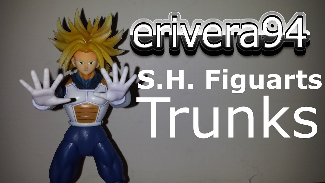 S.H. Figuarts Future Trunks SS 2 Head Jacksdo bootleg ...