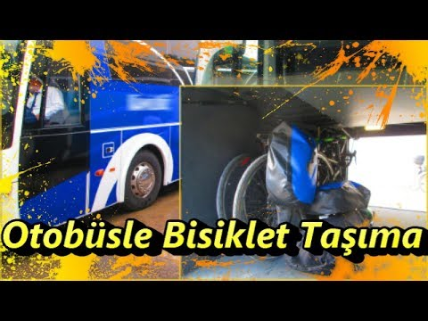 Konu: Otobüsle Bisiklet Taşıma
