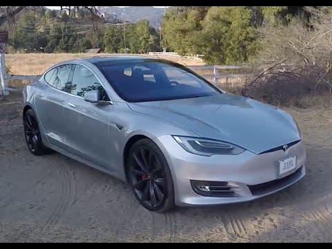 Tesla Model S P90D - One Take