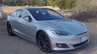 Tesla Model S P90D - One Take