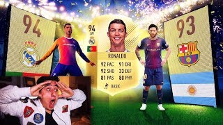 GREATEST FIFA 18 PACK OPENING SO FAR!!!