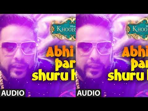 Abhi Toh Party Shuru Hui Hai Party Mix ( Dj Unsafe)