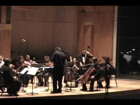 Hopkins Concerto Grosso 1 World Premiere