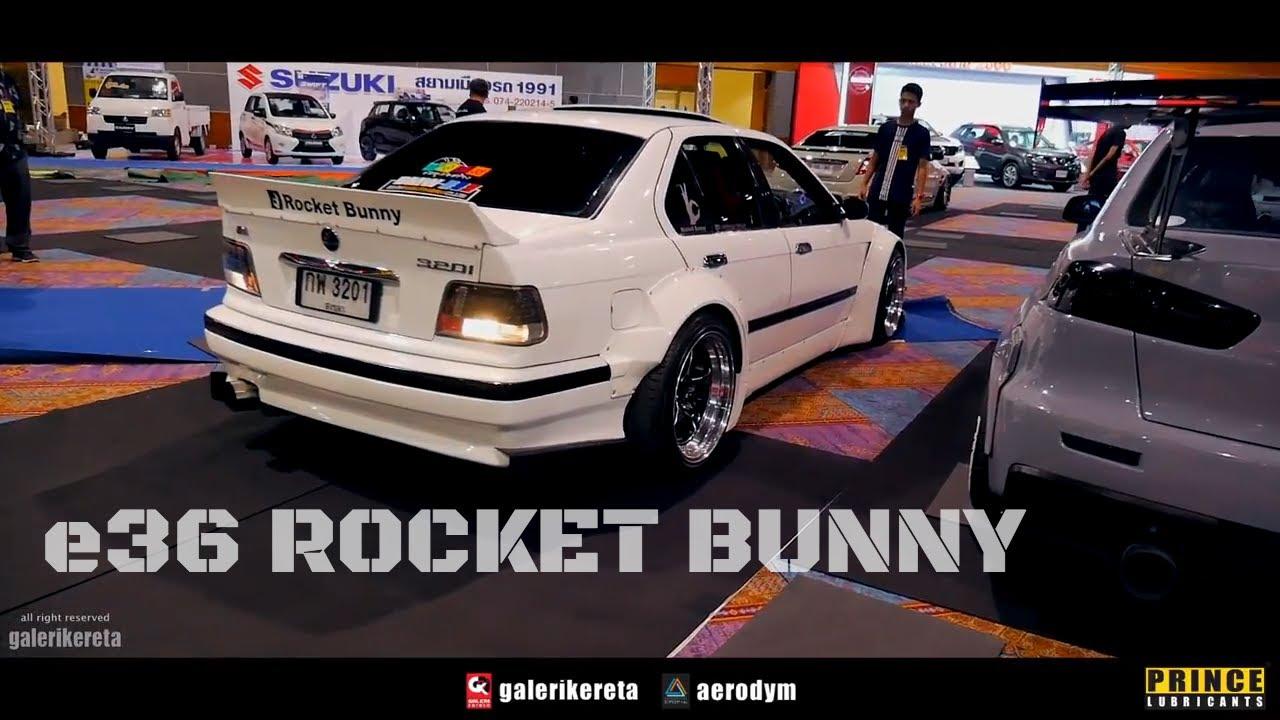 E36 Rocket Bunny by BMW Southern Club