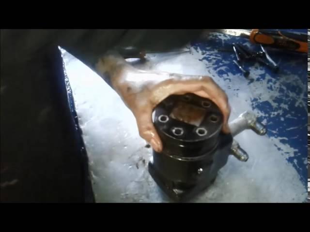 Massey Ferguson Bomba De Dirección Asistida Sello Kit 100 200 500 600 serie viejo tipo