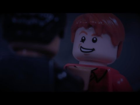 The Lego Four Funnies Explore a Cave - JAR MEDIA ANIMATED