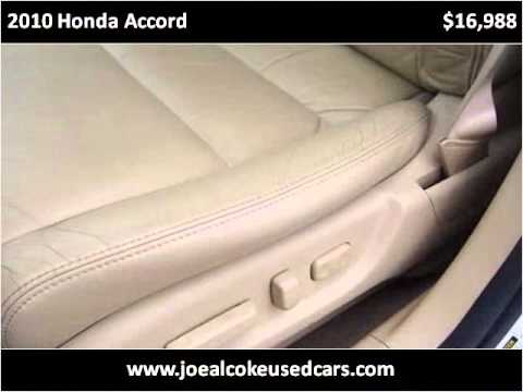 2010 honda accord used cars new bern nc youtube. Black Bedroom Furniture Sets. Home Design Ideas