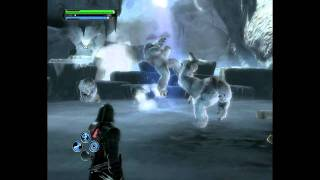 Star Wars Force Unleashed Hoth Mission Part 1