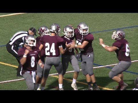 9 16 16 Newton vs Lenape Valley Football