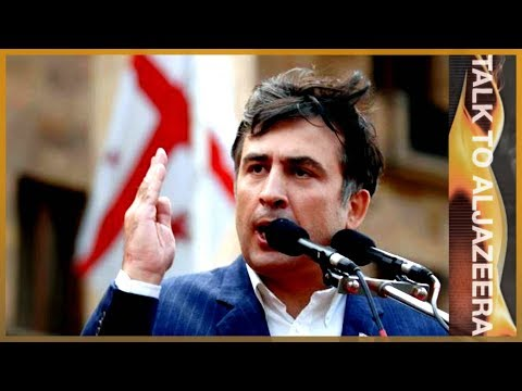 🇷🇺 🇬🇪 Saakashvili on Putin, Europe's weak leaders and a return to power | Talk to Al Jazeera