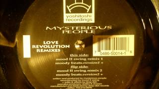 Mysterious People - Love revolution ( Moody beats version 1 )