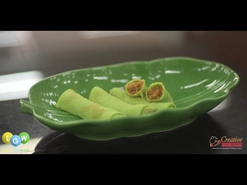 How To Make Kueh Dadar