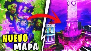 *FILTRATED* NEW MAP AND SECRET ZONES - FORTNITE
