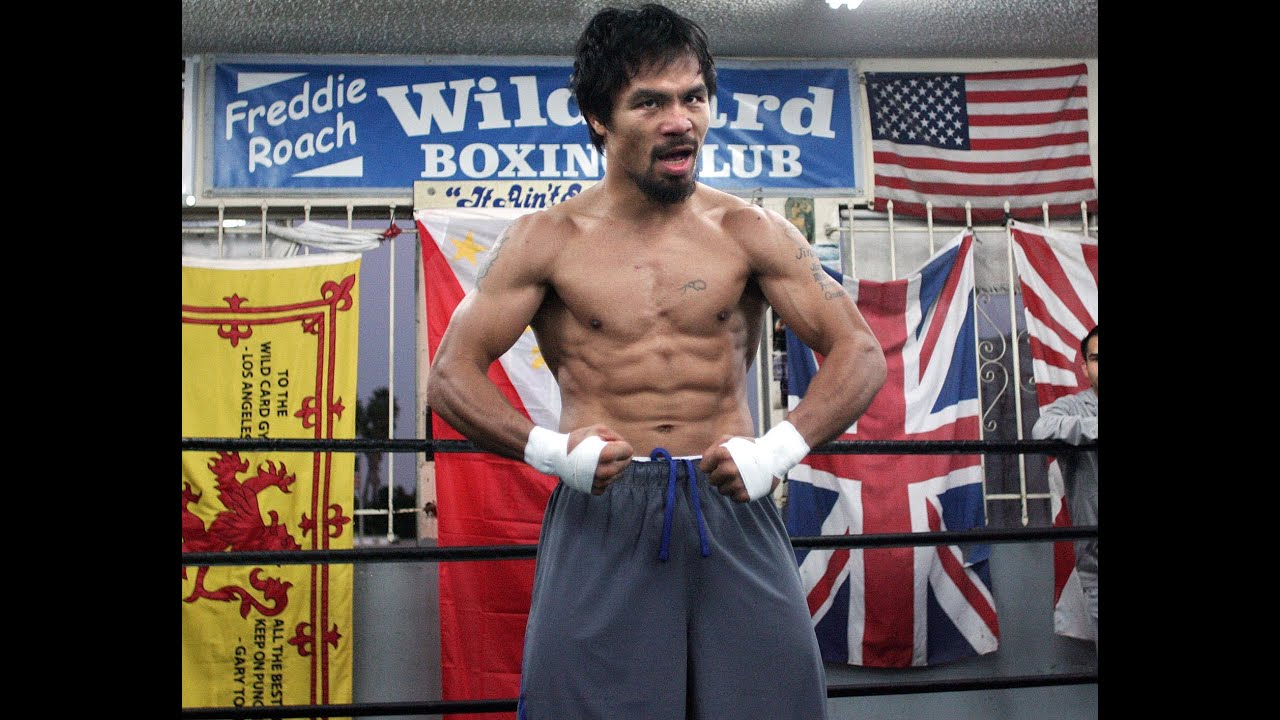 Train Like a Champ: Can you Jump Rope Like Manny Pacquiao?