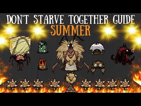 Don't Starve Together Guide: Summer